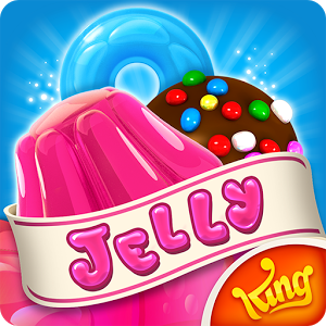 เกมส์ Candy Crush Jelly Saga